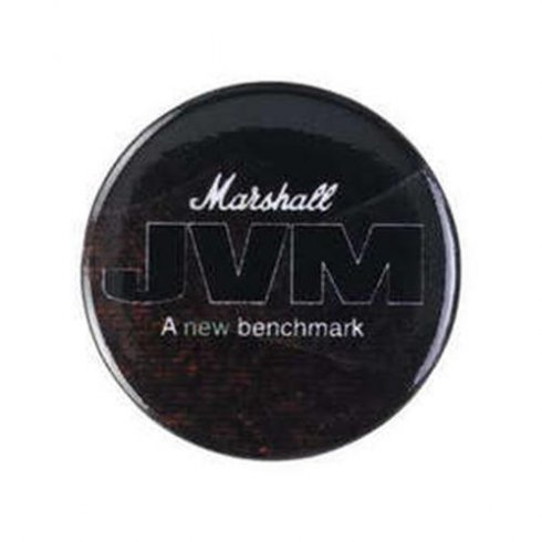 Marshall Pin Badge JVM