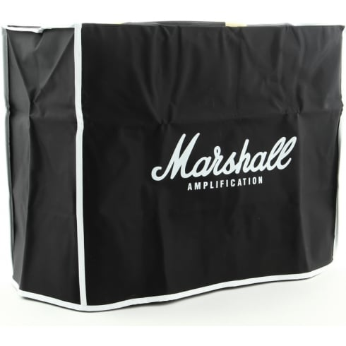 Marshall Official Guitar Amp Black Nylon Cover with White Piping for JVM215C Combo