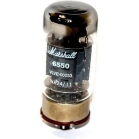 Marshall SV6550C Svetlana Valve with White Logo