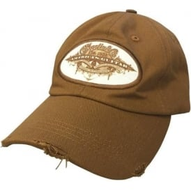 Martin America Country Distressed Tan Hat - 18NH0039