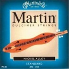 Martin Dulcimer M640 Nickel Wound Strings