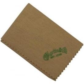 Martin Logo Tan Polishing Cloth - 18A0091