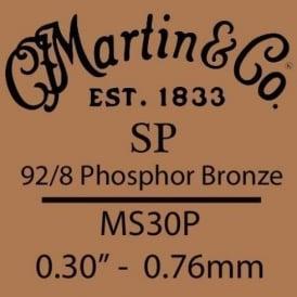 Martin Studio Performance .030 Phosphor Bronze Single String