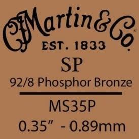 Martin Studio Performance .035 Phosphor Bronze Single String