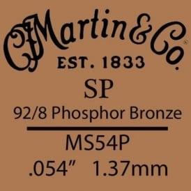Martin Studio Performance .054 Phosphor Bronze Single String