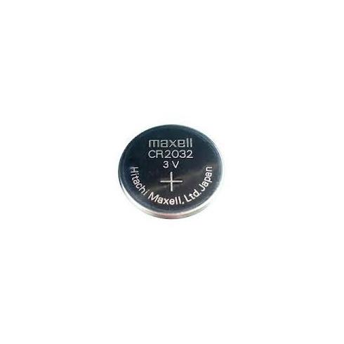 Maxell Genuine CR2032 3V Micro Lithium Button/Coin Battery