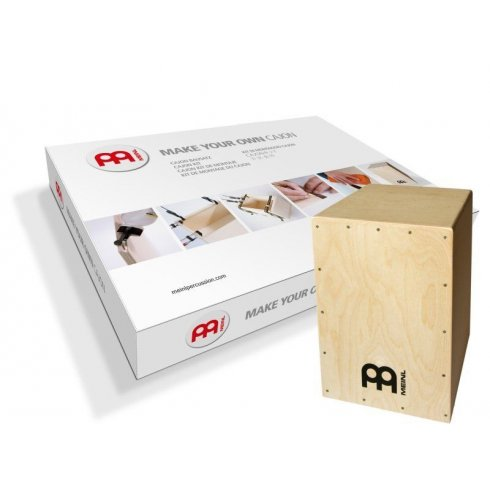 Meinl Make Your Own Cajon Kit Baltic Birch Box Set