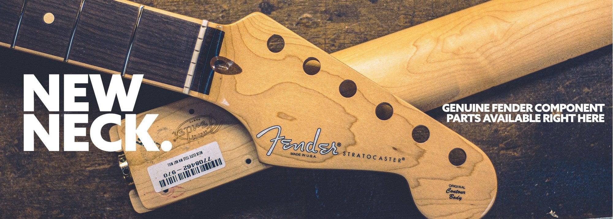 Fender Guitar Necks