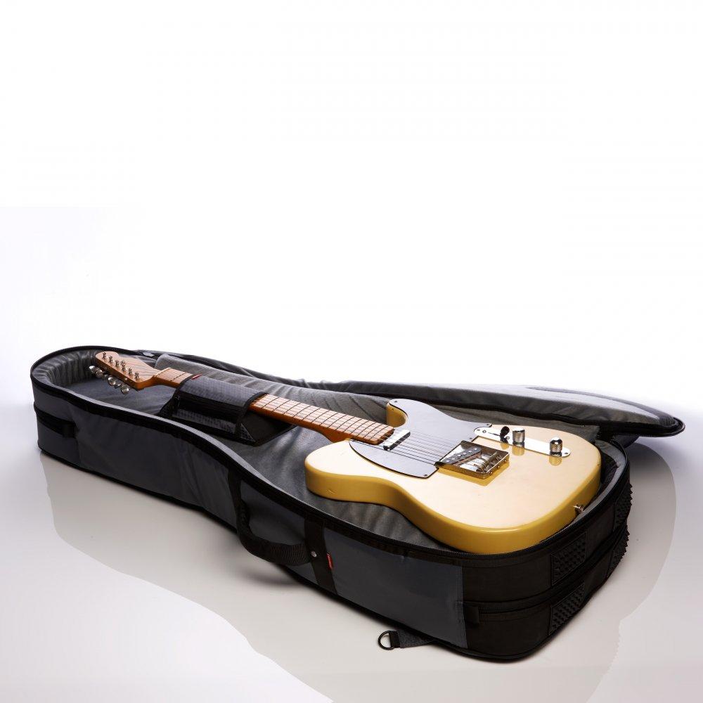 mono m80 2g blk dual electric guitar case black gig bag. Black Bedroom Furniture Sets. Home Design Ideas