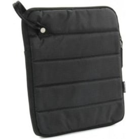 MONO CVL Civilian Black Sleeve for iPads made from Sharkskin