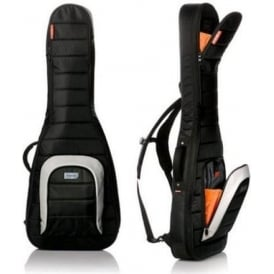MONO M80-EG-BLK Electric Guitar Case Black Gig Bag - Waterproof & Extremely Durable