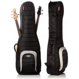 MONO M80 Dual Bass Guitar Case, Black