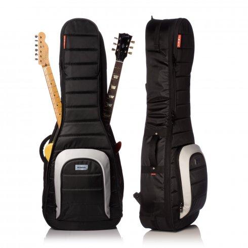 MONO M80 Dual Electric & Acoustic Guitar Case, Black