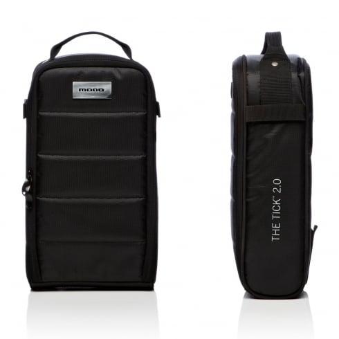 MONO M80 TICK 2.0 Guitar Case Add-On Storage Bag, Black
