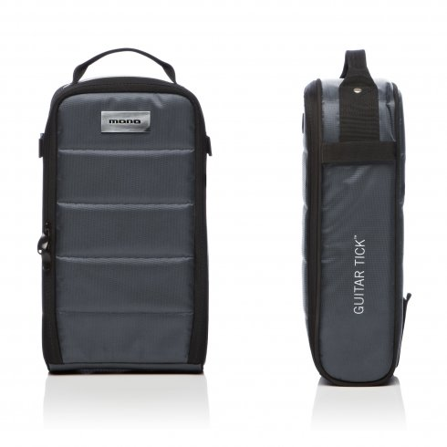 MONO M80 TICK Guitar Case Add-On Storage Bag, Grey