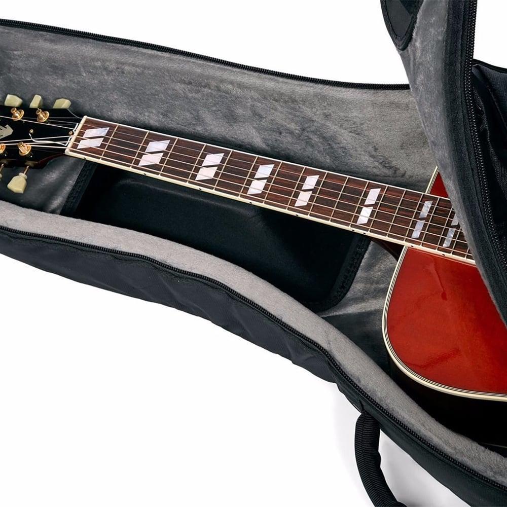 mono m80 vad blk vertigo acoustic guitar case black gig bag. Black Bedroom Furniture Sets. Home Design Ideas