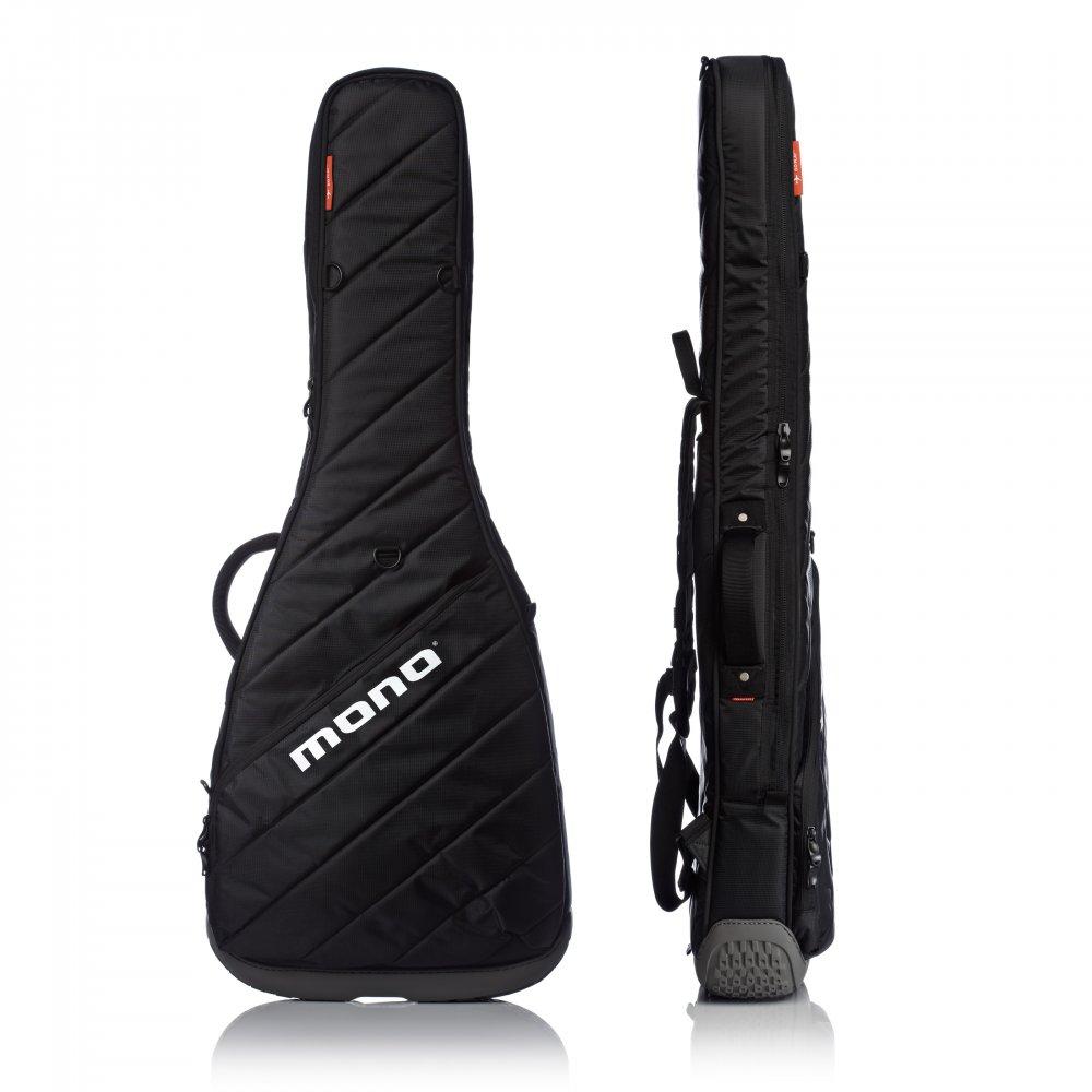 mono m80 veg blk vertigo electric guitar case gig bag black. Black Bedroom Furniture Sets. Home Design Ideas