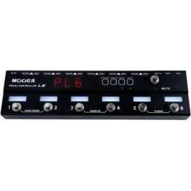 MOOER L6 Guitar Effects Pedal Controller, ML6