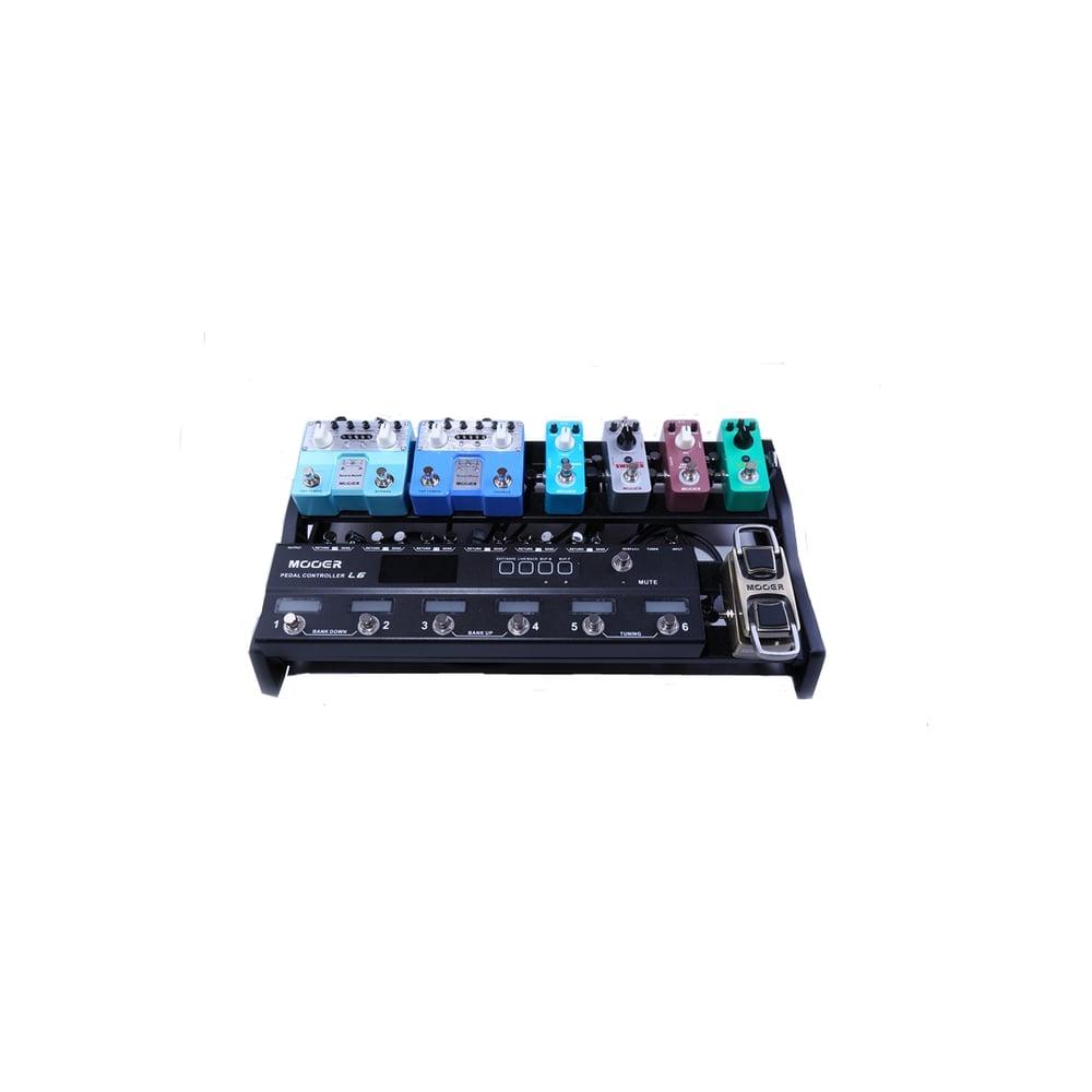 mooer ml6 guitar effects pedal controller. Black Bedroom Furniture Sets. Home Design Ideas