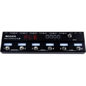 MOOER L6 Pedal Controller, ML6
