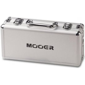 MOOER M4 Firefly Mini Pedal Board Flight Case for Micro Guitar Effects Pedals
