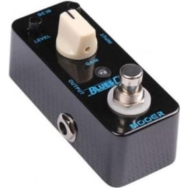 MOOER MBD1 Blues Crab Blues Overdrive Guitar Effects Pedal