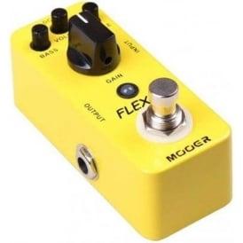 MOOER MBT1 Flex Boost Gain Mini Compact Guitar Effects Pedal