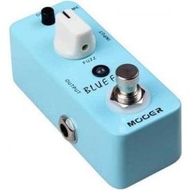 MOOER MFZ1 Blue Faze Fuzz Guitar Effects Pedal