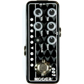MOOER Micro Preamp 001, Gas Station