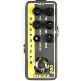 MOOER Micro Preamp 002, UK Gold 900