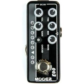 MOOER Micro Preamp 003, Powerzone