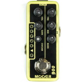MOOER Micro Preamp 006, Classic Deluxe