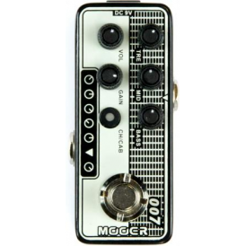 MOOER Micro Preamp 007, Regal Tone