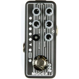 MOOER Micro Preamp 008, Cali-MK3