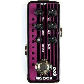 MOOER Micro Preamp 009, Blacknight