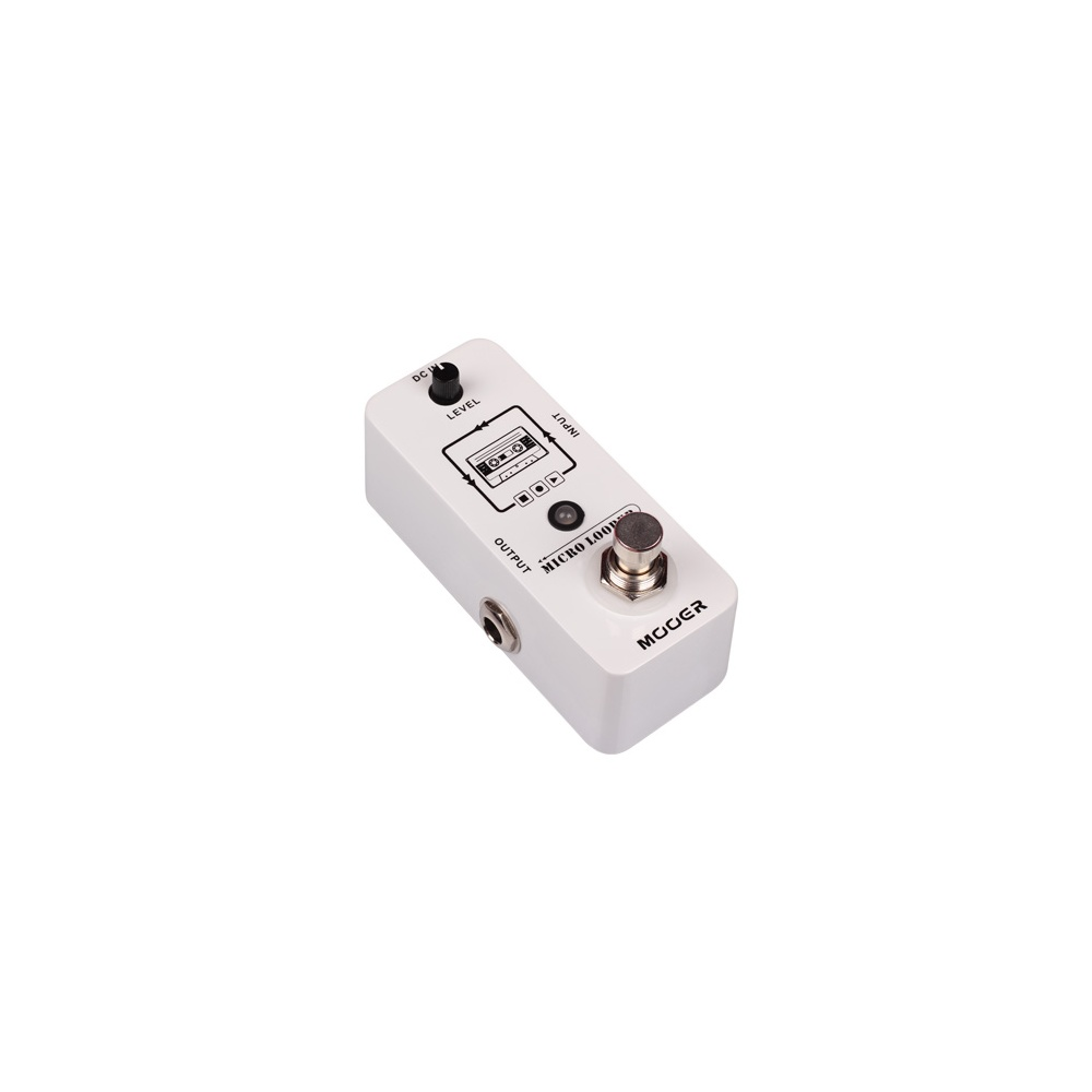 mooer mml1 micro looper guitar effects pedal. Black Bedroom Furniture Sets. Home Design Ideas