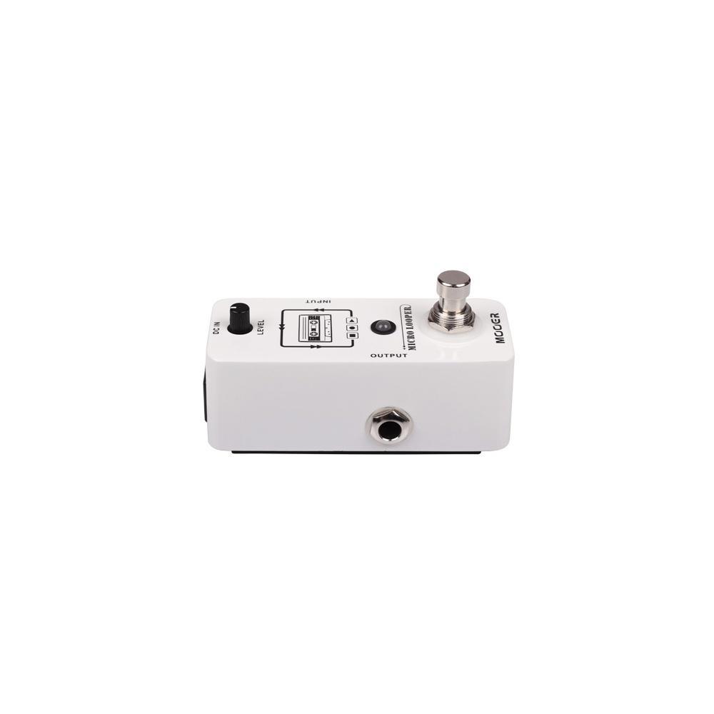 mooer mml1 micro looper guitar effects pedal. Black Bedroom Furniture Sets. Home Design Ideas