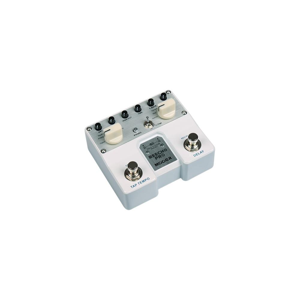 mooer twin dd1 reecho pro digital delay guitar effects pedal. Black Bedroom Furniture Sets. Home Design Ideas