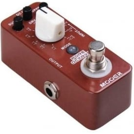 MOOER MPO1 Pure Octave Pedal