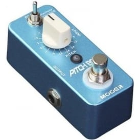 MOOER MPS1 Pitch Box Harmony Pitch Shift Pedal