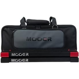 MOOER PB05 Stomplate MINI Guitar Effects Pedal Board with Carry Case