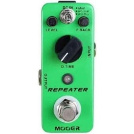 MOOER Repeater 3-Mode Digital