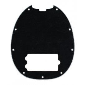 Music Man Stringray Black Pickguard