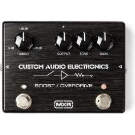 MXR Custom Audio Electronics MC402 Boost/Overdrive