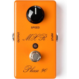 MXR Custom Shop CSP101SL Script Phase 90 with LED Guitar Effects Pedal