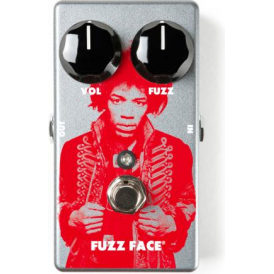 Jim Dunlop Jimi Hendrix JHM5 Fuzz Face Distortion Pedal