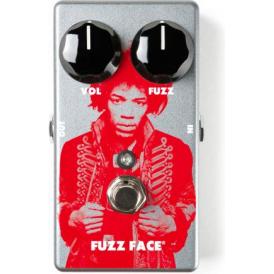 Jim Dunlop Jimi Hendrix JHM5 Fuzz Face Distortion Pedal