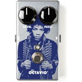 Jim Dunlop Jimi Hendrix JHM6 Octavio Fuzz Pedal
