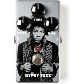 Jim Dunlop Jimi Hendrix JHM8 Gypsy Fuzz Pedal