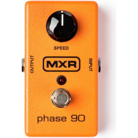 MXR M101 Phase 90 Phaser Guitar Effects Pedal